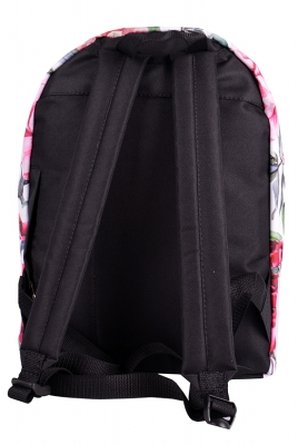 Молодежный рюкзак с маками Floral, бежевый, бренд Hotsy Totsy