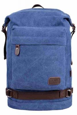 Стильный рюкзак Legend, синий, бренд Kansas