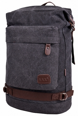 Стильный рюкзак Legend, черный, бренд Kansas