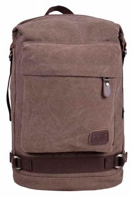 Стильный рюкзак Legend, коричневый, бренд Kansas