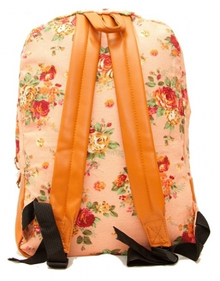 """Городской рюкзак """"Ikebana Pink"""""""