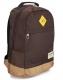 Городской рюкзак Swisswin, коричневый
