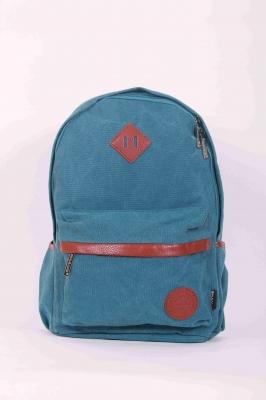 Городской рюкзак Kanvas Heritage, синий, бренд Kansas