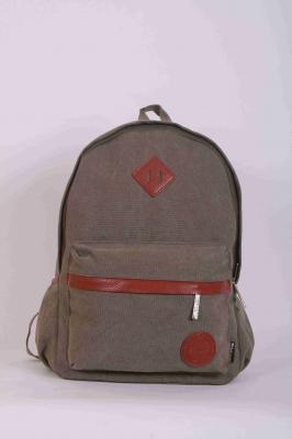 Городской рюкзак Kanvas Heritage, хаки, бренд Kansas