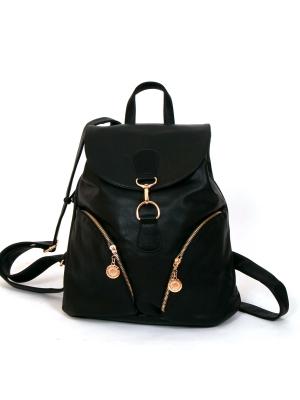 Городской рюкзак Elite, черный