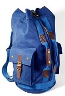 Сумка- рюкзак Victory, синий, бренд Kansas