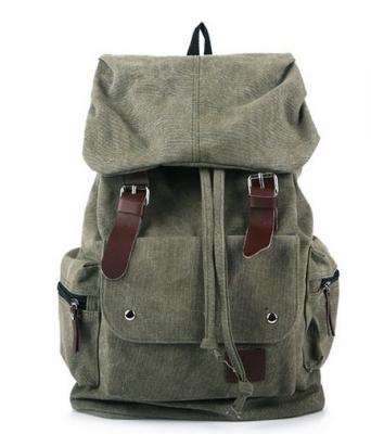 Городской рюкзак Graham, хаки, бренд Kansas