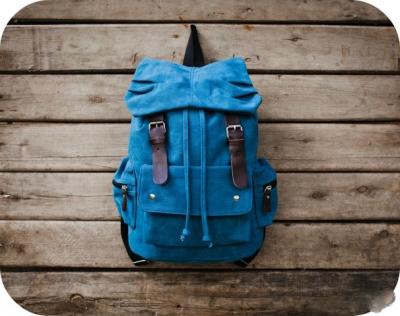 Городской рюкзак Graham, синий, бренд Kansas