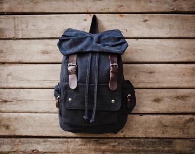 Городской рюкзак Graham, черный, бренд Kansas