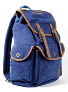 Рюкзак Nevada,синий, бренд Kansas