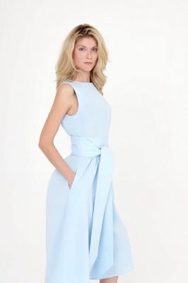 Комбинезон Serenity Blue, голубой