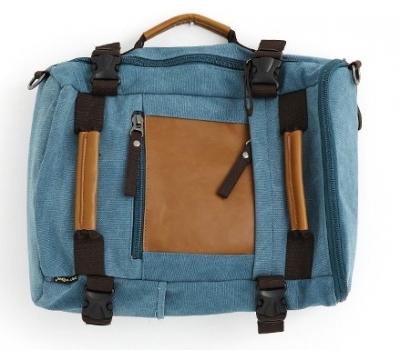 Сумка-трансформер Bongo blue, голубой, бренд Kansas