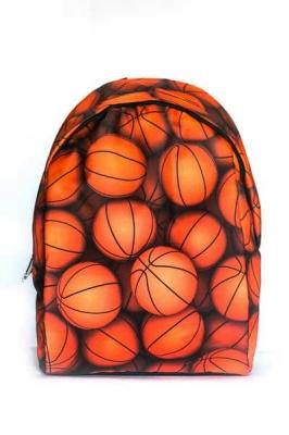 Городской рюкзак с принтом Fresh, разноцветный, бренд Hotsy Totsy