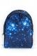 Городской рюкзак с принтом Cosmos,  бренд Hotsy Totsy