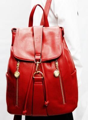 Рюкзак Pyato Sella, красный