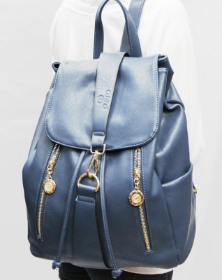 Рюкзак Pyato Sella, синий