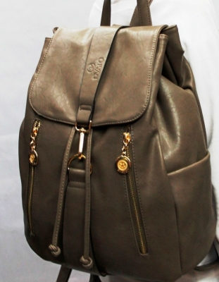 Рюкзак Pyato Sella, светло-коричневый