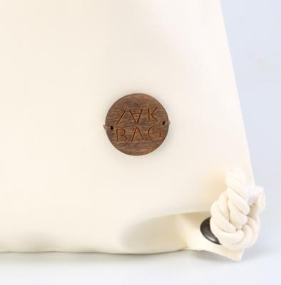 Рюкзак ZakBag, белый