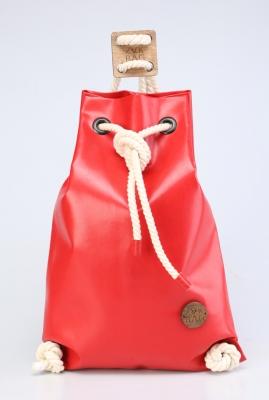 Рюкзак ZakBag, красный