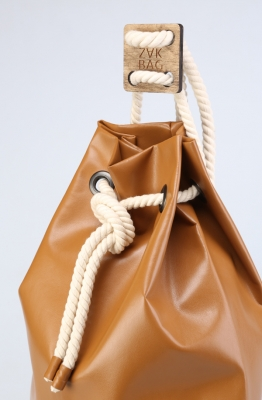 Рюкзак ZakBag, светло-коричневый