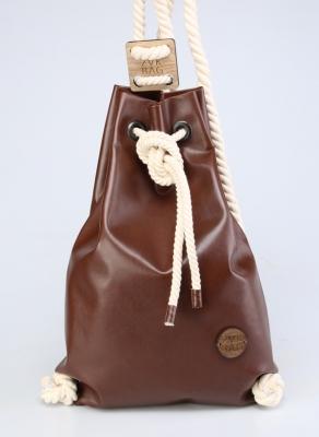 Рюкзак ZakBag, темно-коричневый