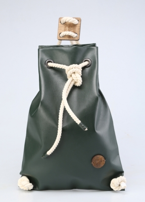 Рюкзак ZakBag, темно-зеленый