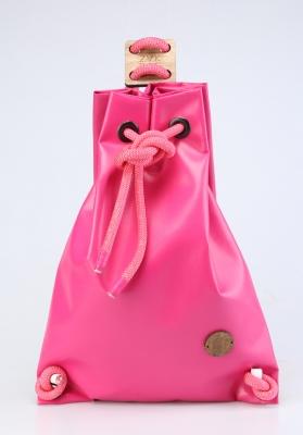Рюкзак ZakBag, ярко-розовый