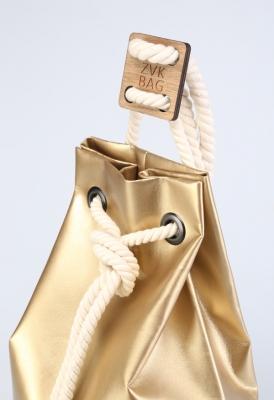 Рюкзак ZakBag, золотой