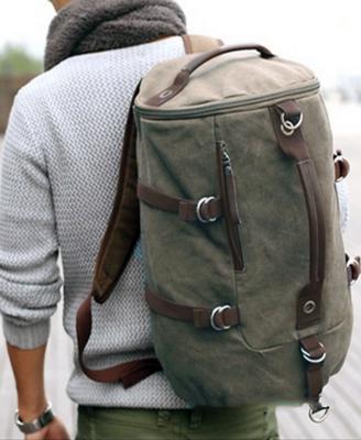 Сумка-рюкзак STALKER, хаки, бренд Kansas