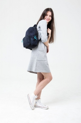 Рюкзак Kingsli синий, бренд Futur Outfit